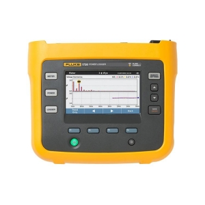 Fluke, 3-Phase Energy Logger, Basic Version Without Clamps