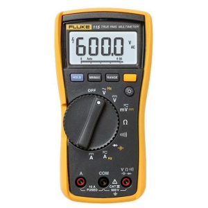 Fluke-115True Rms Multimeter