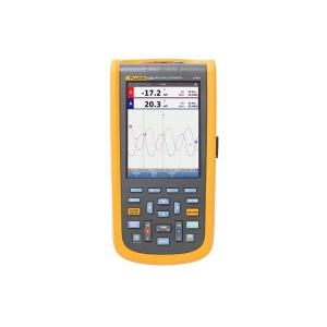 Fluke, Industrial Scopemeter Hand Held Oscilloscope Kit (40Mhz)