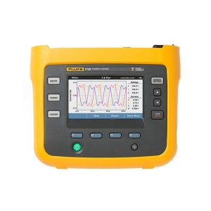 Fluke, 3-Phase Energy Logger, Basic Version, Advanced, Without Clamps