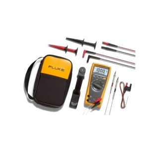 Fluke Electronics Dmm And Deluxe Accessory Combo Kit