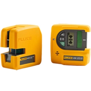 Fluke, Green Line Laser With Ldr Detector