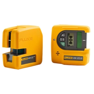 Fluke, Red Line Laser With Ldr Detector