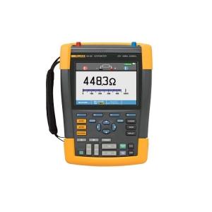 Fluke, Scopemeter 2 Channel 60Mhz Colour With Scc290 Kit Aus
