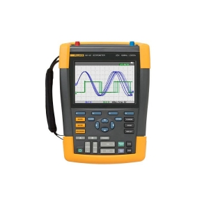 Fluke, Scopemeter 2 Channel 100Mhz Colour With Scc290 Kit Aus