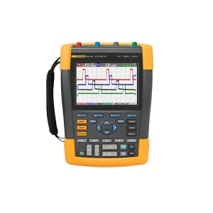 Fluke, Scopemeter 4 Channel 100Mhz Colour With Scc290 Kit Aus