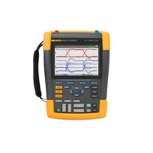 Fluke, Scopemeter 2 Channel 200Mhz Colour With Scc290 Kit Aus - Click for more info
