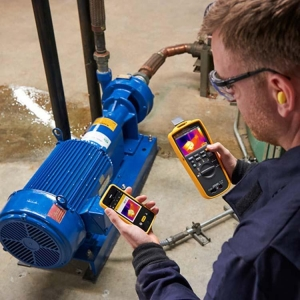 Fluke Wireless Trms Thermal Multimeter