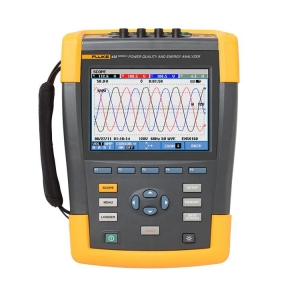 Fluke, Three-Phase Power Quality Analyser (W Clamps)