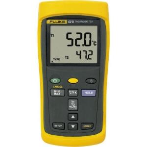 Fluke, Dual Input Thermometer (Intl Version), 5