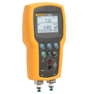 Fluke, Dual Sensor Pressure Calibrator, 16 Psig, 1000 Psig