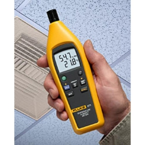 Fluke-971Temperature Humidity Meter