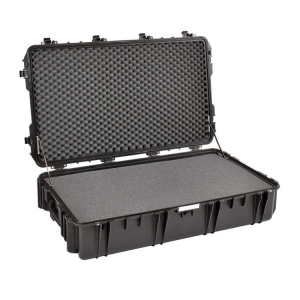 Explorer Case,  10826B Foam Filled Case, Black