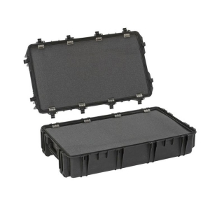 Explorer Case,  10840B Foam Filled Case, Black