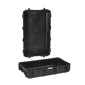 Explorer Case,  10840BE Empty Case, Black
