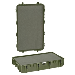 Explorer 1084GB Foam Filled Case, Green