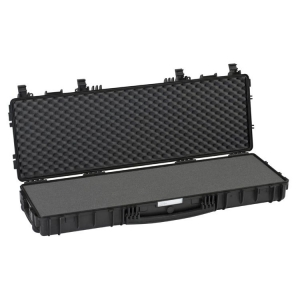 Explorer Case,  11413B Foam Filled Case, Black
