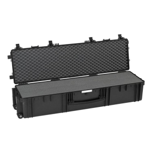 Explorer 13527B Foam Filled Case, Black