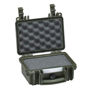 Explorer 1908G Foam Filled Case, Green