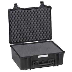 Explorer Case 4820B Hard Case black with foam 480 x 370 x 205mm