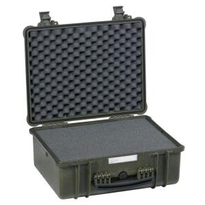Explorer Case 4820G Hard Case green with foam 480 x 370 x 205mm