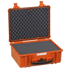 Explorer Case 4820O Hard Case orange with foam 480 x 370 x 205mm