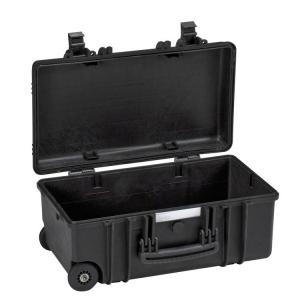 Explorer Case 5122BE Hard Case black empty 517 x 277 x 217mm - Click for more info