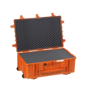 Explorer 7630O Foam Filled Case, Orange