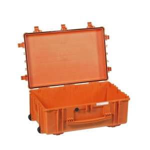 Explorer 7630OE Empty Case, Orange