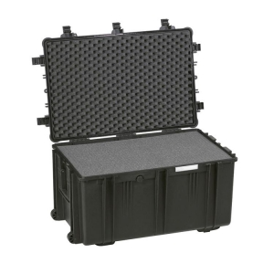Explorer 7641B Foam Filled Case, Black