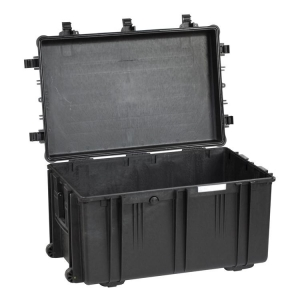 Explorer 7641BE Empty Case, Black