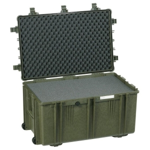 Explorer 7641G Foam Filled Case, Green
