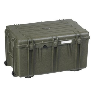 Explorer 7641GE Empty Case, Green