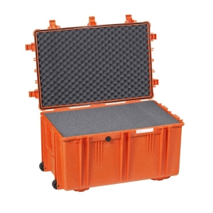Explorer 7641O Foam Filled Case, Orange