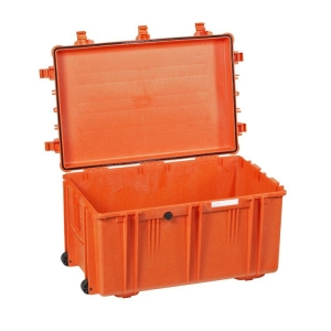 Explorer 7641OE Empty Case, Orange