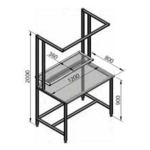 Workbench Premium 1200x800 full frame