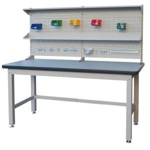 Workbench Economy 2100x750 with backboard