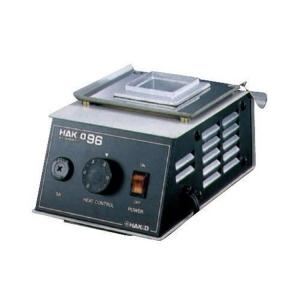 Hakko 96-1W-V24 (70X70) 240V W/3 Wired Cord & Australian Plug Soldering Pot