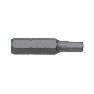 Hex 4mm x 30mm Insert Driver Bit