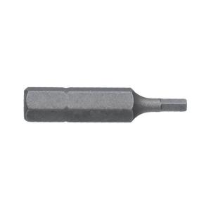 Hex 3/32in x 32mm Tamper Proof Insert Bit