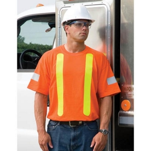 Hi-Vis Arc/Fr Short Sleeve T-Shirt