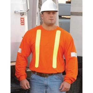 Hi-Vis Arc/Fr Long Sleeve T-Shirt