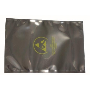 Metalised Shielding Bags, ESD safe, 6 Inch X 10 Inch Bags Per Hundred