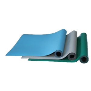ESD Table Mat Kit 800 x 900mm blue - Click for more info