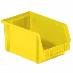Henchman Dissipative ESD Bin Yellow 235 x 145 x 125mm - Click for more info