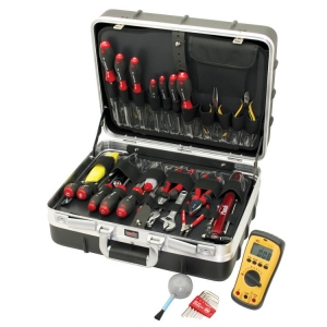 Photocopier Technicians Toolkit In Innova Hardcase