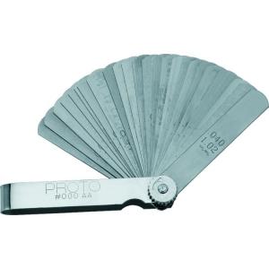 Proto Set Feeler Gauge 25 Blade, Master