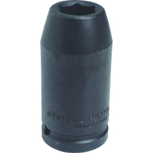 Proto Socket Impact 3/4 Dr 19 mm, 6 Point