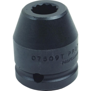 Proto Socket Impact 3/4 Dr 1-3/16 Inch, 12 Point