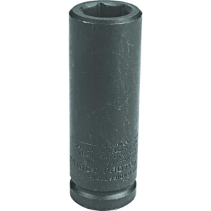 Proto Socket Impact 3/4 Dr 1-3/8 Inch, 6 Point Thin Wall